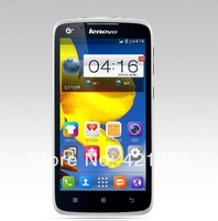 New Arrived Lenovo a388t Android 2.3 white phone Support Russian menu 512MB+4GB 5MP dual sim GSM in stock