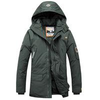 Napapijri outdoor down coat medium-long 2013 male down coat loose 04550