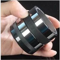 Wireless bluetooth sound card lens rotating tf card subwoofer speaker hands free mini small steel gun
