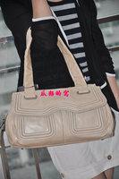 Mimco women's double pocket shoulder bag belt cloth bag