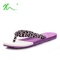Top Quality New 2015 Women Sandal Summer Fashion Leopard Designer Brand Flip Flops Women Sandals Casual Flip-flops Slippers