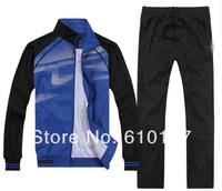 New arrival men casual brand leisure fashion top+pants jogging tracksuit man running sports suit male sport set spring autumn