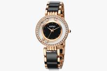 Fashion ladies  bracelet watch women's rhinestone watch