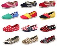 2014 children shoes canvas light shoes slip-resistant pedal shoes parent-child shoes