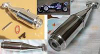 Baja pipe  Rocket pipe Power riser