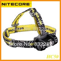 HK Post Nitecore HC50 Cree XM-L2 T6 18650 CR123 LED 565 Lumen Outdoor Rescure Hiking Camping Searching Headlamp Flashlight Torch