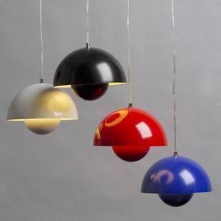 Flower pot lamp ufo pendant light personalized novelty(China (Mainland))