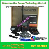 Baofeng Dual band UV-3R VHF&UHF Walkie Talkie with Free Earphone Free Shpping