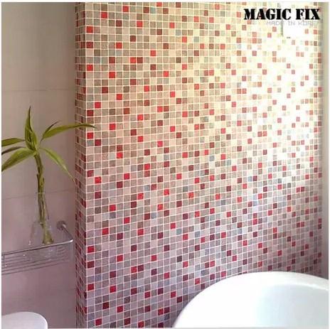 toilet waterproof self adhesive pvc wallpaper free shippingjpg pvc imitation carrelage mural pour salle de bain - Pvc Imitation Carrelage Mural Pour Salle De Bain
