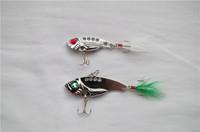 wholesale Sales promotion Metal vib vibration paillette fishing lure lure 7 10 weest