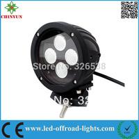 "Hot Sale 5.5"" CREE off road work lights Spot/Flood led work lamp Off Road fog working lights"