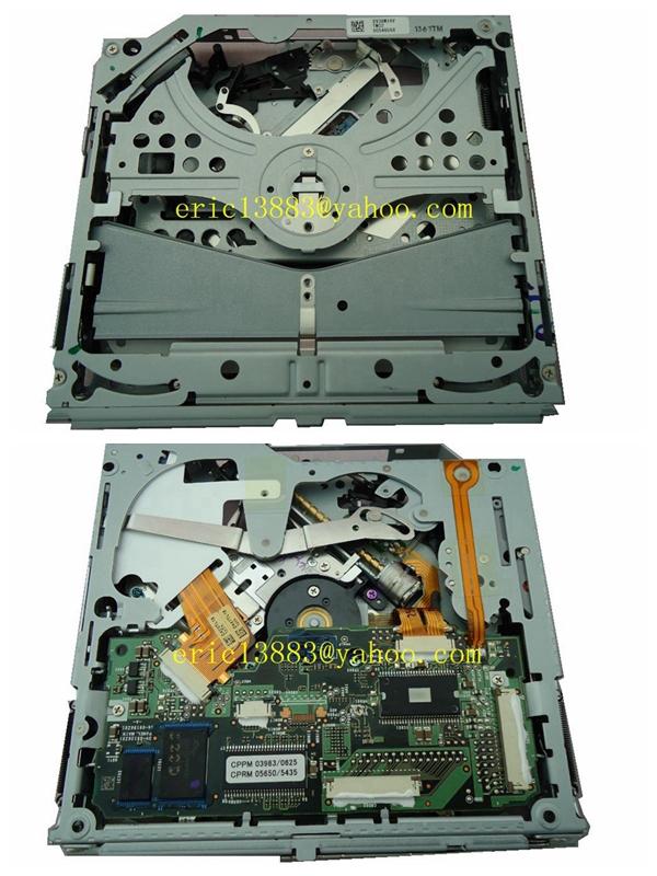 Brand new Alpine DVD loader DV38M16V Mechanism deck For Mercedes VW Chrysler BMNW car dvd navigation GPS audio radio(China (Mainland))