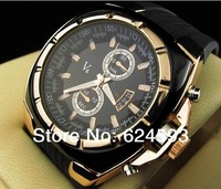 2014 New Fashion V6 Man Band Logo Hours Ma Kegang Simulation Military Casual Watch,  The White Valentine'S Day  Watch