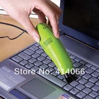 1pc Mini USB Vacuum Computers Laptop Keyboard Cleaner Vacuum Brush