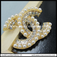 fashion gemstone pearl pin brooch,10pcs/lot,women decoration accessories brooch,fancy garment accessories