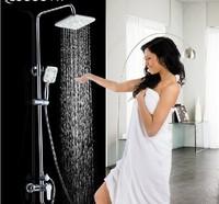Bathroom shower set Handheld shower head bathroom shower set double Bathroom Shower Head booster Filter Pressurize Saving Water
