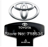 Toyota Emblem Great Quality Metal car Insurance buckle For FJ200,Highlander,Prado, Camry, Reiz,Klugar,Corolla
