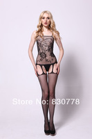 teddies sexy bodystocking fishnet legerie latex women body suit women dress lingerie net teddy sexy lingerie crotchless 8805