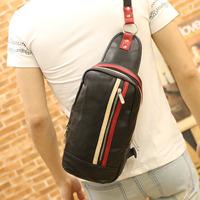 2014 fashion man sports messenger bag