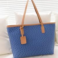 Stars one Shoulder Bag Handbag big bag 2014 women's Bag