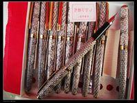 Snakeskin 50 fountain pen white snake skin pen