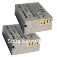 2x Camera Battery NB-10L for CANON NB-10L NB10L G1X SX40HS SX50HS G15 G16