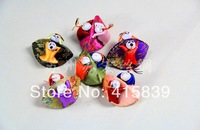 200pcs 5*7cm Chinese style cute satin silk wallet small coin purses gift bag Jewelry box