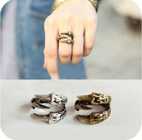 Fashion Europe vintaged talons Rings jewelry