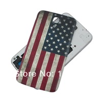 Flag Of The United States Pattern Battery Back Case Cover Skin For Samsung Galaxy Mega 6.3  I9200