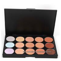 wholesale 15 colors New Professional 15 Colors Concealer Camouflage Makeup beauty Neutral Palette set 96sets/lot free shipping