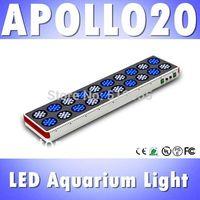 Apollo 20 240*3W LED aquarium light White: Blue=1:1 reef coral led light, White 12000k &Blue 460nm (Customizable)