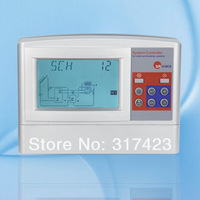 SR618C6,Solar Water Heater Controller,Separated pressurized solar system
