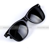 Free Shipping Mens Womens Retro Frame Sunglasses Frame Glasses Colored [50-5013_7]
