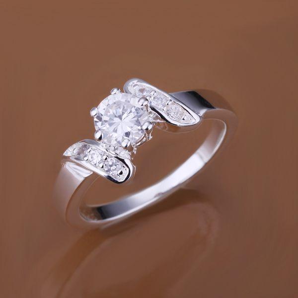 Vente en gros nouvelle mode belle 925 bijoux bague en argent, anneau ...