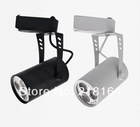 Free shipping 3w LED Track light 3w LED Spotlight led modern track light 2500~8000K,AC85~265V,white or black