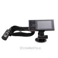 New Model SC01 Dual camera Car DVR Camera HD 720P 30FPS 2.7'' LCD HDMI 120 degree view angle Video Recorder Hot 84140