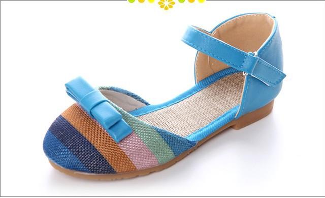 Linen Shoes Shoes Clean Linen Buckles