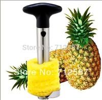 New Stainless Steel Fruit Pineapple Slicer Peeler Cutter Kitchen Tool FREE SHIPPING  #3412
