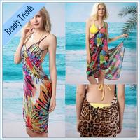 2014 Bohemian dress beach women, beach cover ups, bikini cover up,very nice.