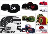 Free shipping Adjustable men cap snapback hat for man woman hip hop cap wholesale hats 100%COTTON baseball CAPS MEN WOMEN