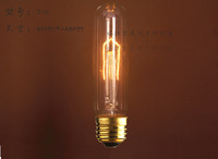 Marconi Style Light Bulb Lamp Vintage Edison Reproduction 30 Watt Clear Glass Fireworks E27 T10 AC110V 120V 220V 240V