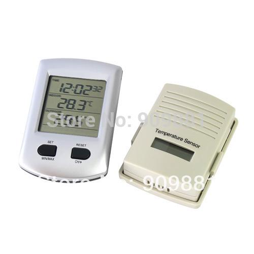 Achetez en gros horloge de jardin et d 39 un thermom tre en for Thermometre exterieur wifi