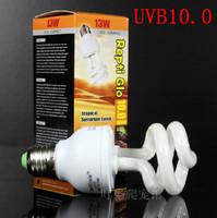 Free Shipping Cm mosquera uv energy saving bulb 10.0uvb10 . 0 heated lamp tortoise turtle green