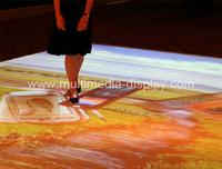 Rolling Advertising Equipment Interactive Floor Full Version