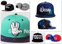 Wholesale Good Quality Fashion Football Basketball Baseball Snapback Hats hip hop fashion caps Free shipping 30 pcs /Lot
