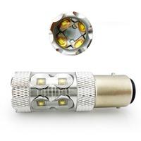 Promotion 12V 60W PY21W/Bau15s Car LED Light Cree LED Chip