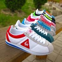 2014 New designer platform lovers sport casual women's sports men male skateboarding brand sport running  canvas sneakers shoes
