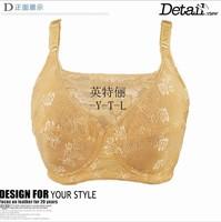 Breast cancer breast bra falsies rims cotton around strapless breast bra with gm  bra brassiere bra & nightwear