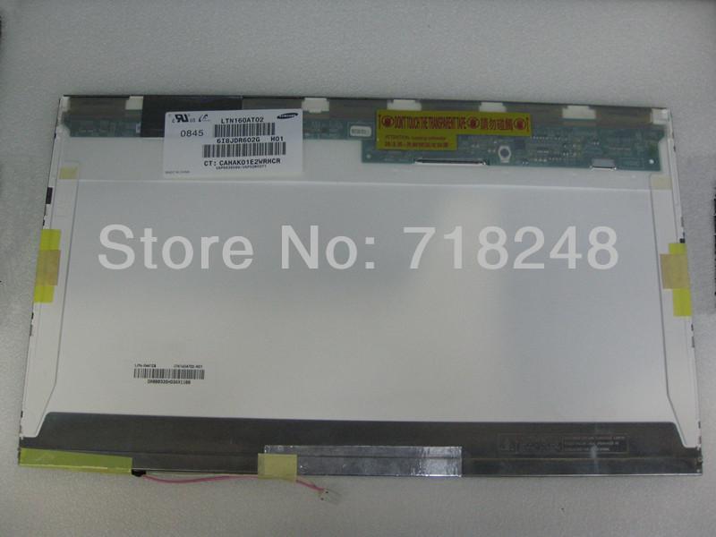 "Grade A+ 16.0"" Laptop LCD Display Panel CCFL Backlight LTN160AT01 LTN160AT02 LTN160AT01-001 LTN160AT01-002(China (Mainland))"