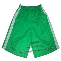 Football shorts all-match shorts plain shorts green